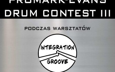 Lista uczestników zakwalifikowanych do II etapu konkursu Promark – Evans Drum Contest III