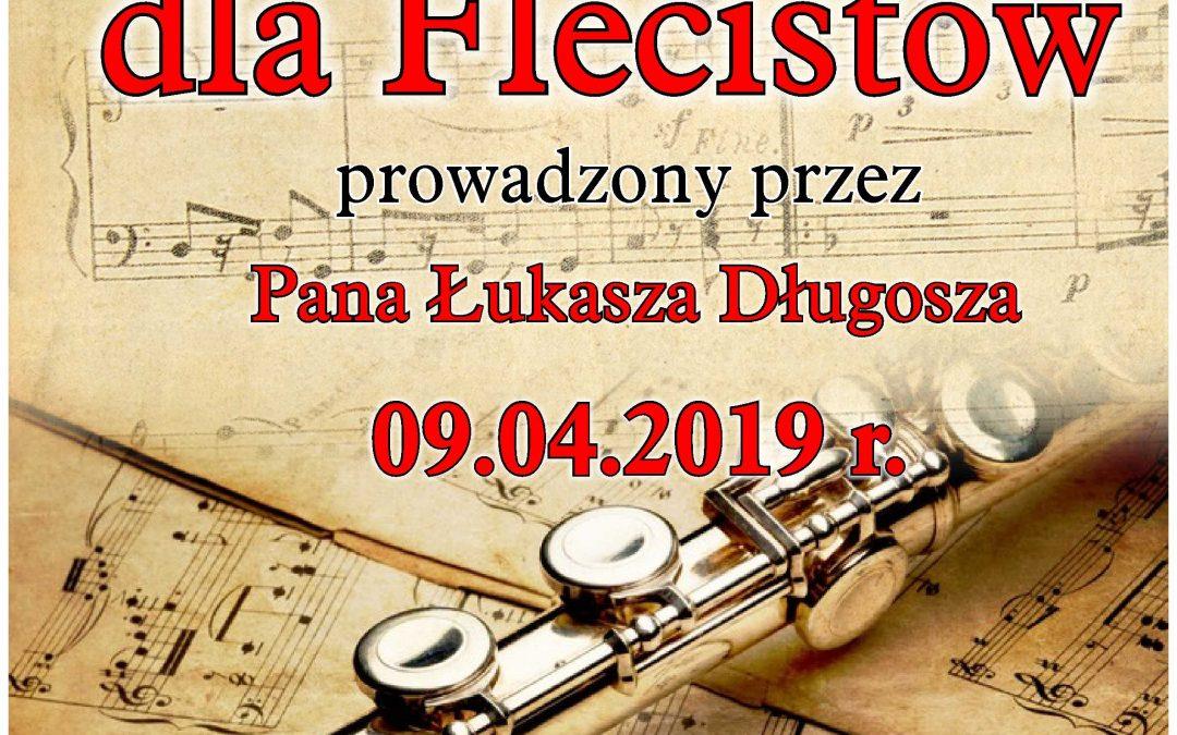Harmonogram Kursu dla Flecistów 09.04.2019 r.