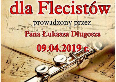 Kurs dla Flecistów 09.04.2019 r.
