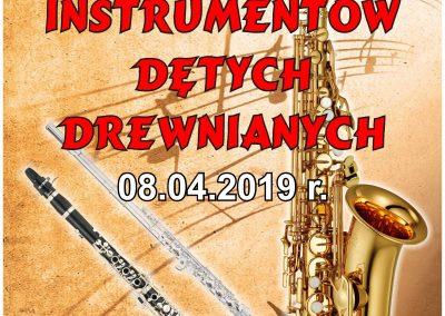 III Ogólnopolski Konkurs Instrumentów Dętych Drewnianych