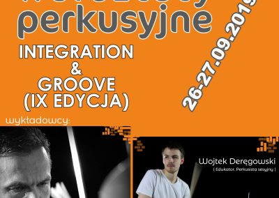 Warsztaty INTEGRATION&GROOVE IX (26-27.09.2019 r.)